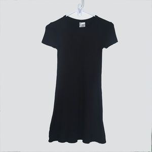 H&M Divided ribbed t-shirt dress